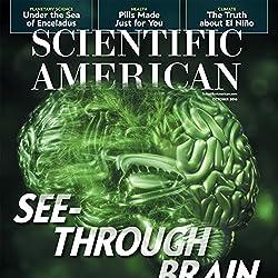Scientific American, October 2016