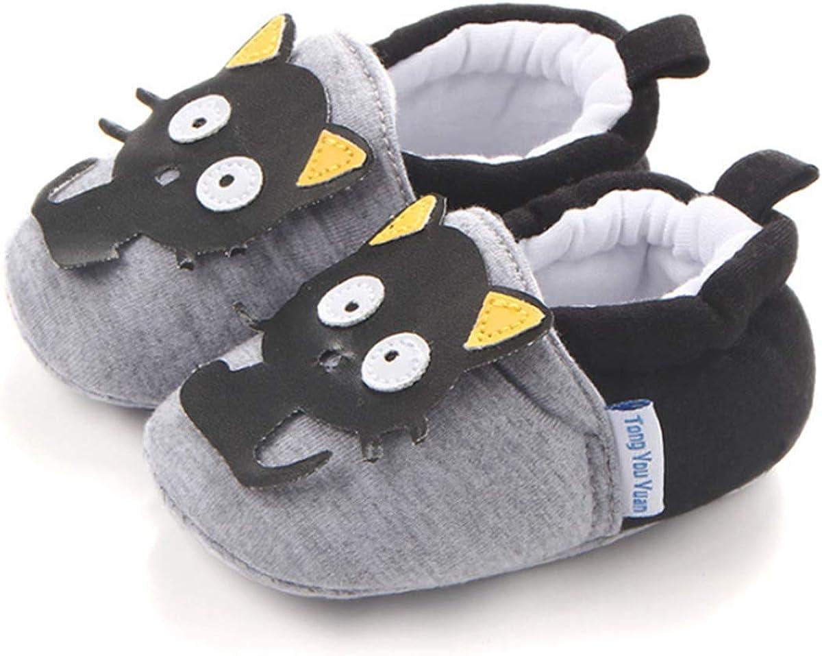 Baby Toddler Boy Girl Thermal Crib Shoes Plush Slippers Prewalker Adorable USA