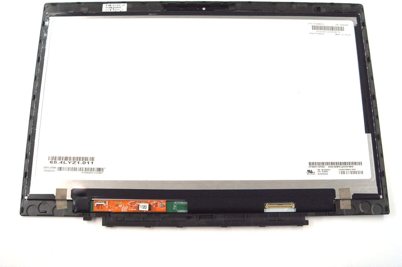 Genuine&New Replacement Parts for Lenovo ThinkPad X1 Carbon 3rd Gen 14.0