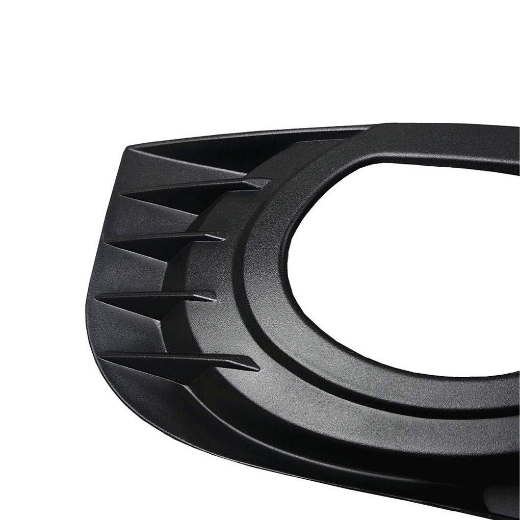 Droite c/ôt/é Automobile Phares antibrouillard Grille daccessoires de voitureRegard Regard Natral pour Le Remplacement A8 D3 03-07 4E0807681AD 4E0807682AD Gauche