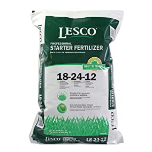 Lesco Professional Starter Fertilizer