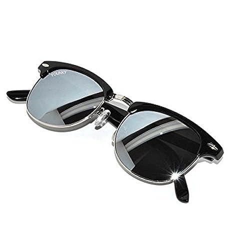 5237d4f936e Younky Wayfarer Unisex Sunglasses (Clbm-Sm-0001