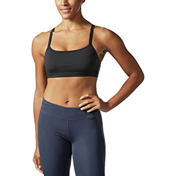 f164d66095c9f Amazon.com  adidas Women s Training Crossback Sports Bra  Clothing