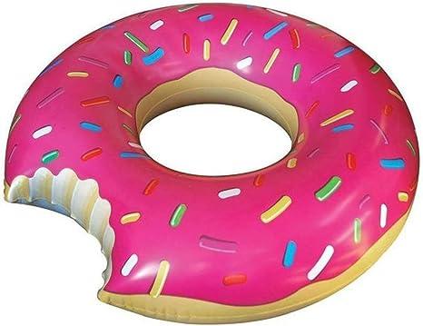 Anneau de natation, Ibanana Donut Chaise longue gonflable flottant ...