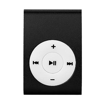 Amazon.com: unpara Audio portátil Mini USB reproductor de ...