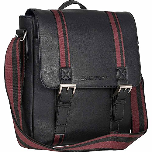 Ben Sherman Kingsway Leather Single Compartment Crossbody Tablet Case in - Buy Sherman Ben