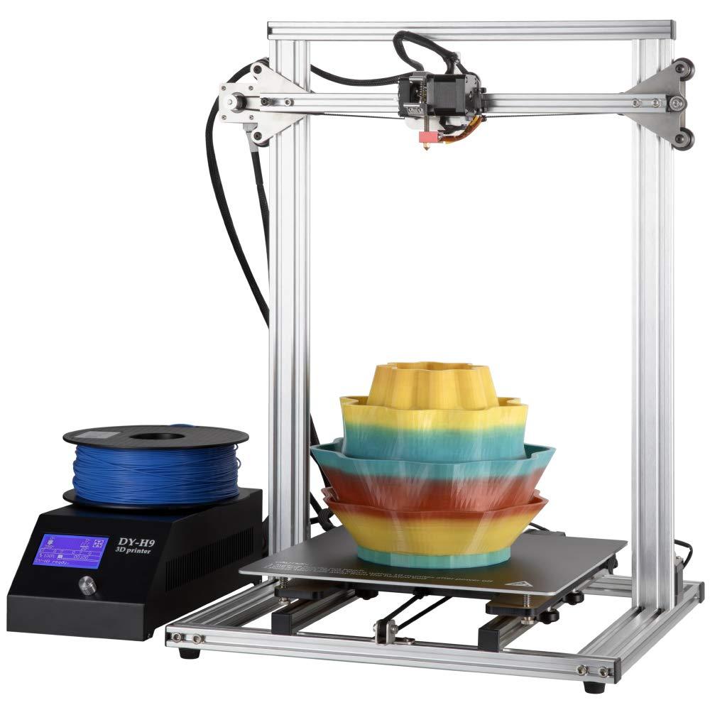 3D Printer Kit 3 Parts DIY Assembly Large Print Area High Resolution