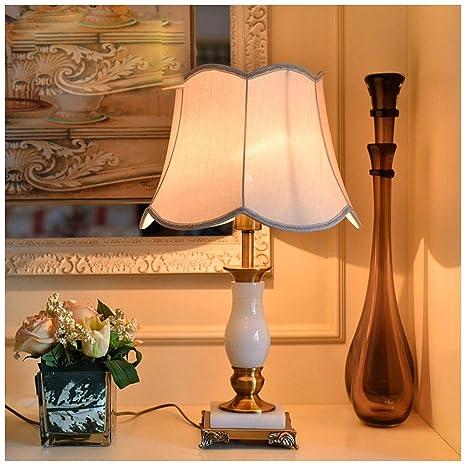 FU_YING Lámparas de mesa y mesilla de noche Lámpara de mesa ...