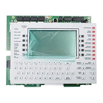 Anunciador de Control de Red NCA-2 de 640 Caracteres, Panel ...