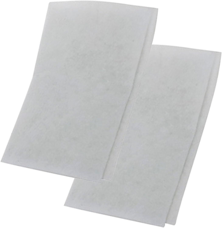 Spares2go grasa papel de filtro para Howdens Lamona Cocina Campana Extractora (Pack de 2): Amazon.es: Hogar