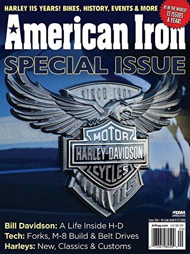 Iron Magazine - American Iron Magazine