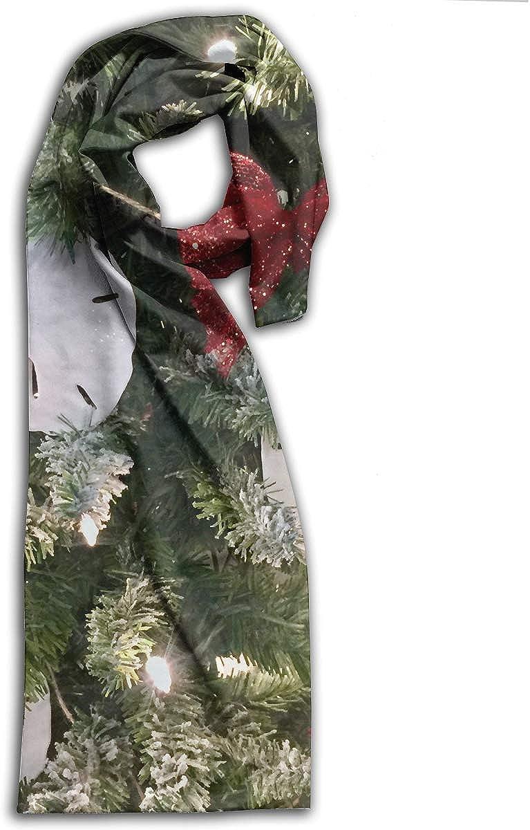 Nlxh White Seashell Beach Christmas Fashion Long Shawl Winter Warm Scarf At Amazon Women S Clothing Store