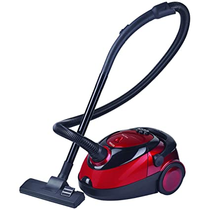 Inalsa Spruce Dry Vacuum Cleaner (Red)
