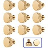 HOMENOTE 10PCS Brass Misting Nozzle Plug for Outdoor Cooling System