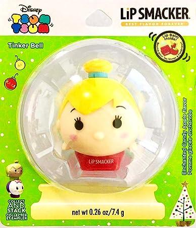 e19956676e5 Amazon.com   Lip Smacker Disney Tsum Tsum Tinker Bell Lip Balm ...