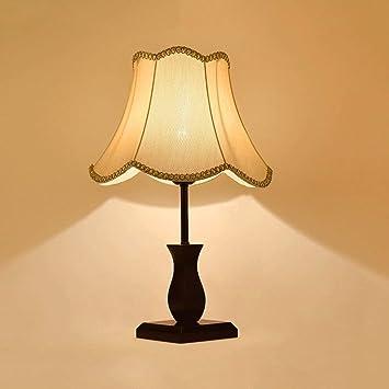 MoMo Lampe de Table de Chambre à Coucher, qualité du Bois ...