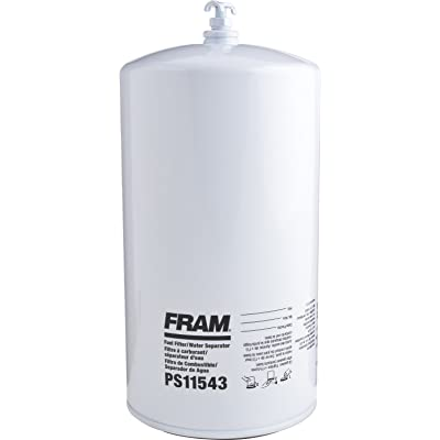 FRAM PS11543 HD Spin-On Fuel/Water Separator: Automotive [5Bkhe1501273]