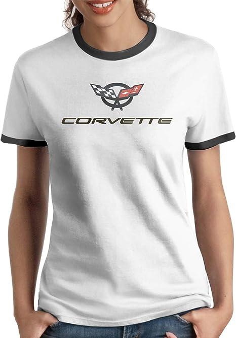 Queen Elena Corvette, Playera de algodón con Estampado de ...