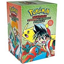 Pokémon Adventures Fire Red & Leaf Green / Emerald Box Set: Includes Volumes 23-29 (Pokemon)