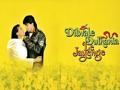 Amazon Com Dilwale Dulhania Le Jayenge Dvd Hindi Movie Bollywood