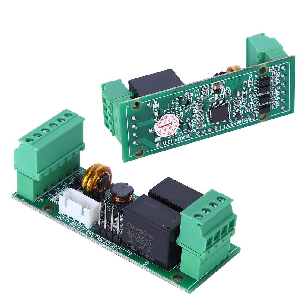 𝐑𝐞𝐠𝐚𝐥𝐨】Placa PLC, módulo de controlador lógico de ...