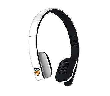 H004-VAL Auriculares inalámbricos TECHMADE Bluetooth sin cables Valencia C.F: Amazon.es: Electrónica