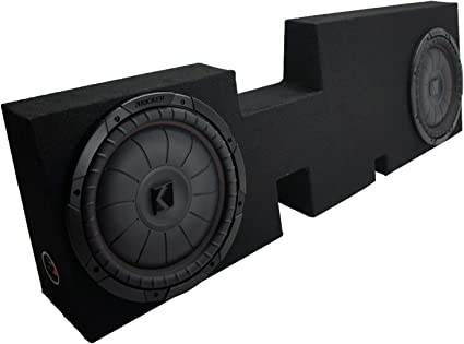ford f250 crew cab subwoofer box