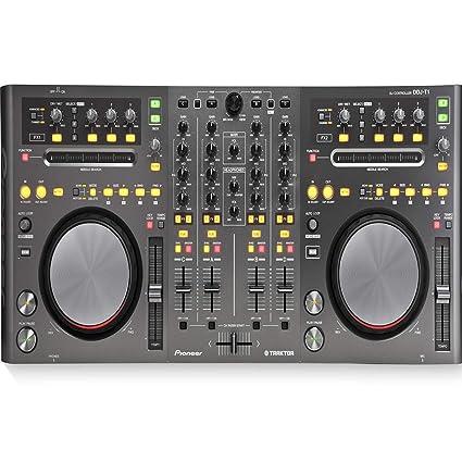 Amazon.com: Pioneer Ddj-T1 DJ controller for Traktor ...