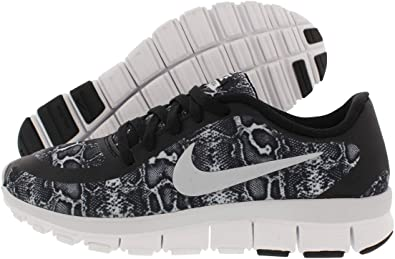 nike free 5.0 v4 Amazon.com | Nike Women's Free 5.0 V4 Ns Pt Black/Pure Platinum ...