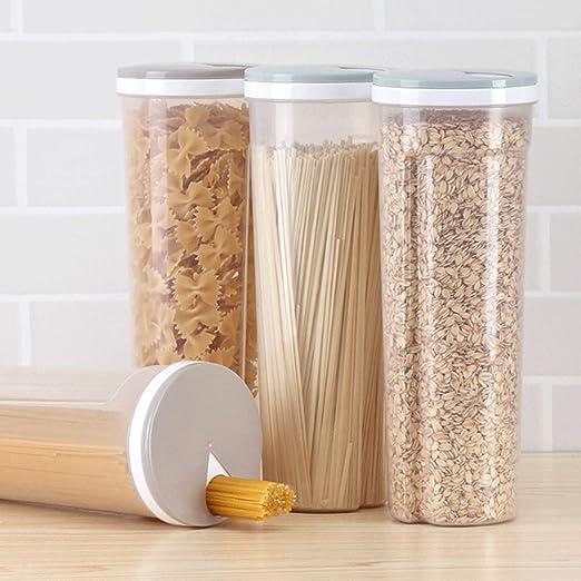 Spaghetti Fresh Storage Box Fridge Pasta Noodle Sealed Food Containers rectangle