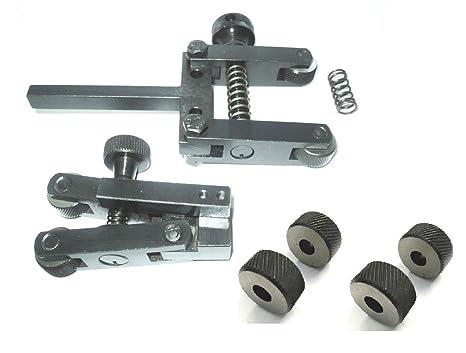 2 piezas,Herramientas de molienda de calidad para lanzar y metalurizar + 4 molinillos de