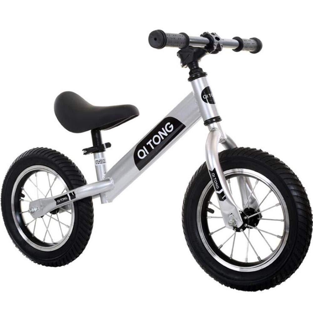 ZZAZXB Vélo D'équilibre, Vélo d'entraîneHommest pour Garçons Filles Courant pour Enfants et Bambins de 18 Mois à 5 Ans