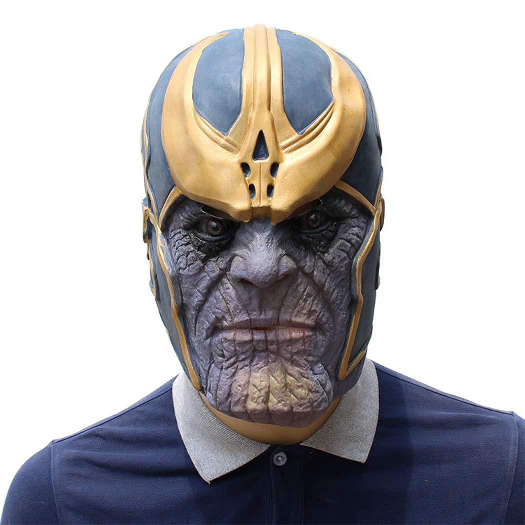 Fly Weihnachten Latex Punch Maske Sanos Infinity Handschuhe Maske