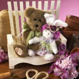 Boyd's Bears Limited Edition Easter - April - PAW DEALERS ONLY - Mimsy with Bunnykins... Springtime Friends