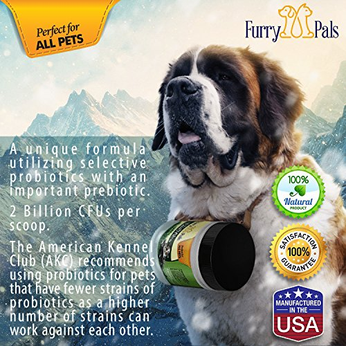 FurryPals al Probiotics For Pet Supplies