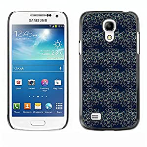 ZECASE Funda Carcasa Tapa Case Cover Para Samsung Galaxy S4 Mini I9190 No.0000140