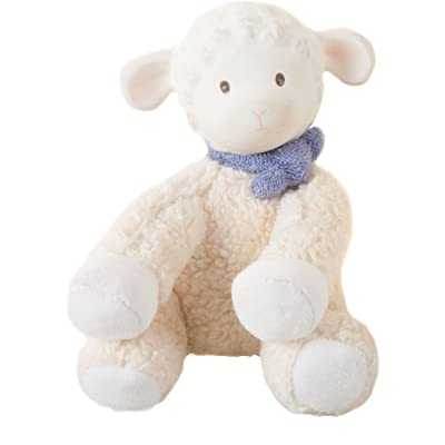 Tikiri Lucas The Lamb Soft Toy : Baby