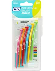 Tepe Angle Brush Mixed Sample Pack (6 brushes per pack) by TePe