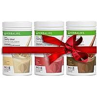 Pack de 3 batidos: Crema de vainilla