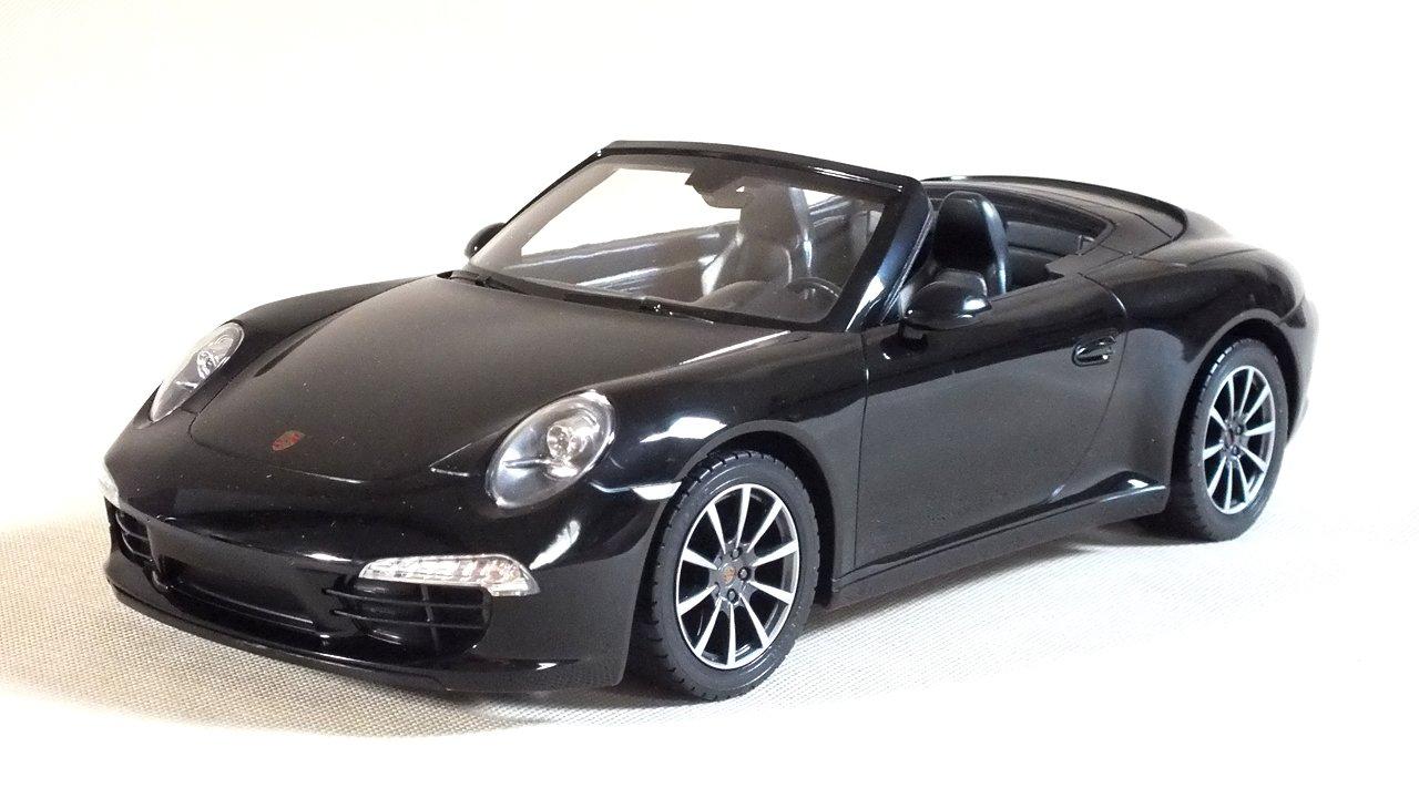 Porsche 911 Carrera S Cabrio Modelo Auto, 1: 12 Auto, RC teledirigido con control remoto: Amazon.es: Juguetes y juegos