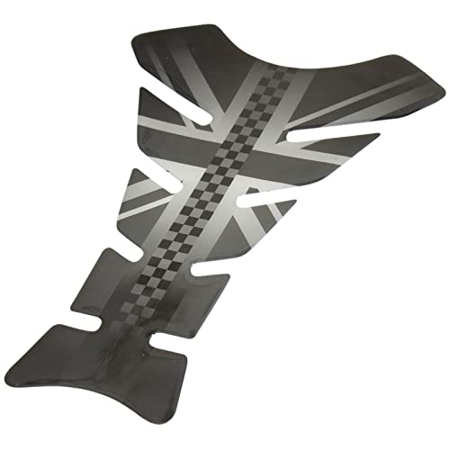 Union Jack Flag-Klassik Motorbike Tank Pad Protector Motorcycle Scratch Pad compatible Triumph U.K