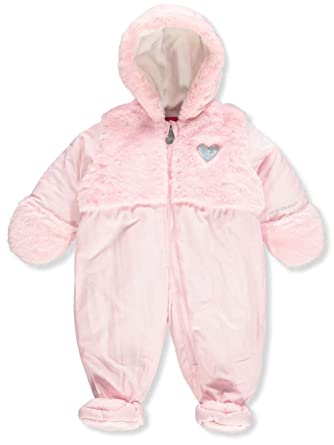 ded2ae33e5df Amazon.com  London Fog Baby Girls Sweet Shimmer Pram  Clothing