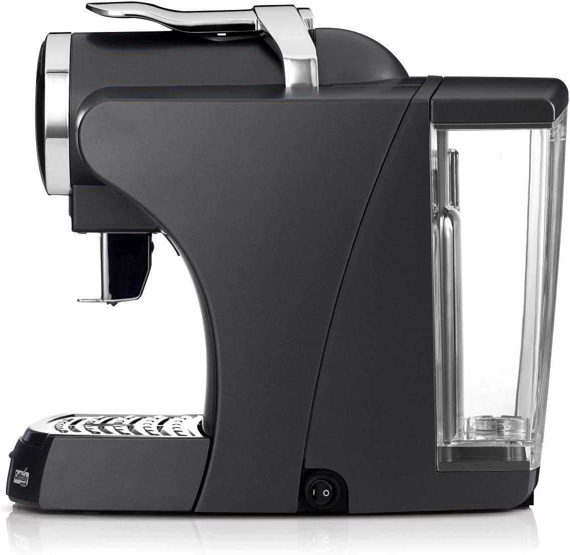 Máquina de café cápsulas Caffitaly S05 Carbon: Amazon.es: Hogar