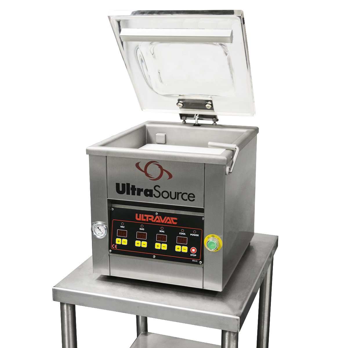 Amazon.com: Ultravac 150 Chamber Vacuum Packaging Machine, 3.75