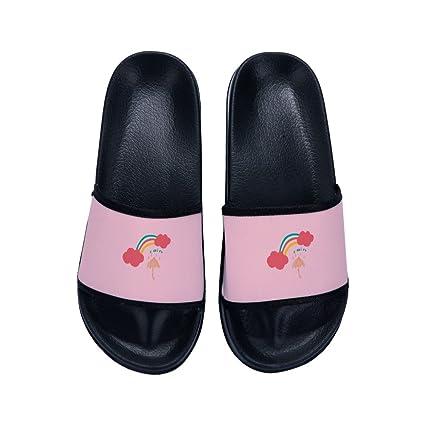 1a2c7f97c Amazon.com  DREA Summer Children s Shoes Sandals Girl Slippers Rubber Shoes  Cartoon Shoes Boy Rainbow Shoes  Sports   Outdoors