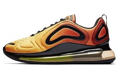 Lässige Schuhe Sunrise 720 Rennen Wettbewerb Damen Orange Running Herren