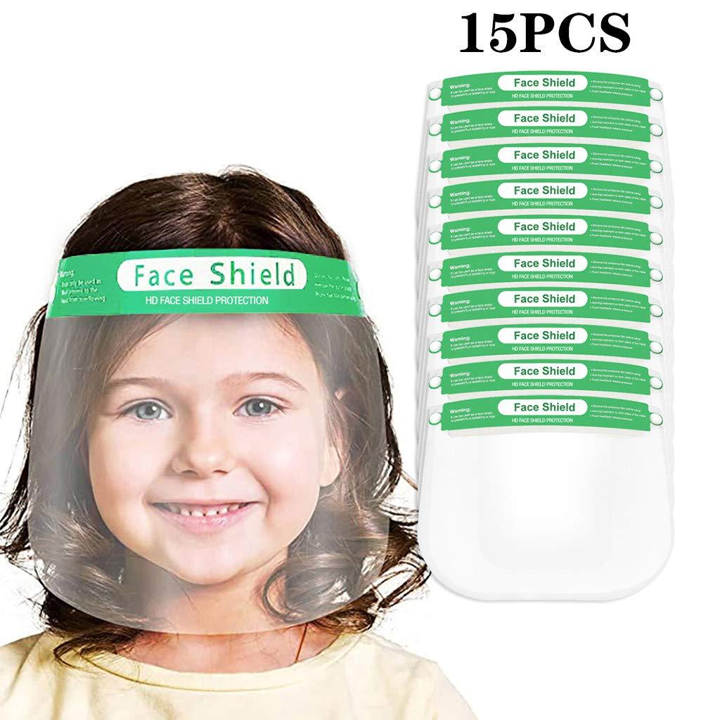 Las Orejeras Niños Visible Anti Smog Antipolvo Proteccion Respiratoria 1/5/10/15/20PC