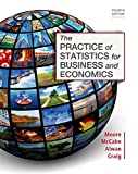 img - for The Practice of Statistics for Business and Economics book / textbook / text book