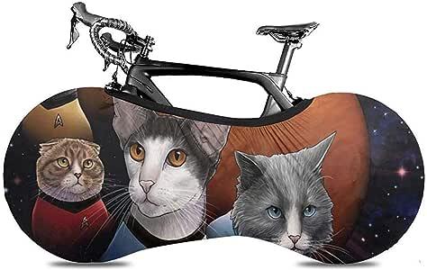 Funda para Bicicleta,Cute Cats Galaxy Earth Search Fundas De ...