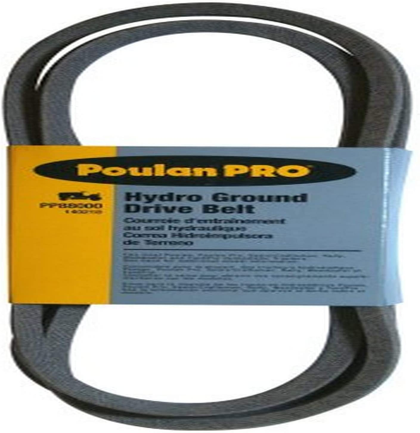 Poulan Pro Yard Tractor 2006 and Newer Hydro Ground Drive Mower Belt PP88000
